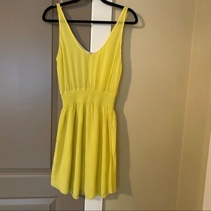 Talula Babaton Silk Tank Dress Small
